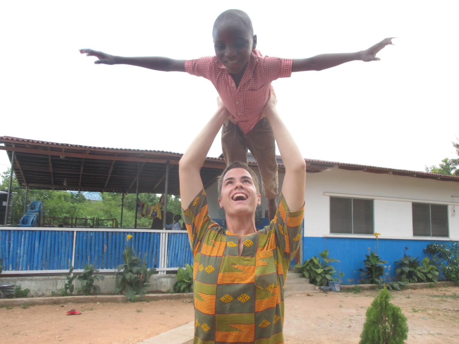 Lichtblicke aus Ghana