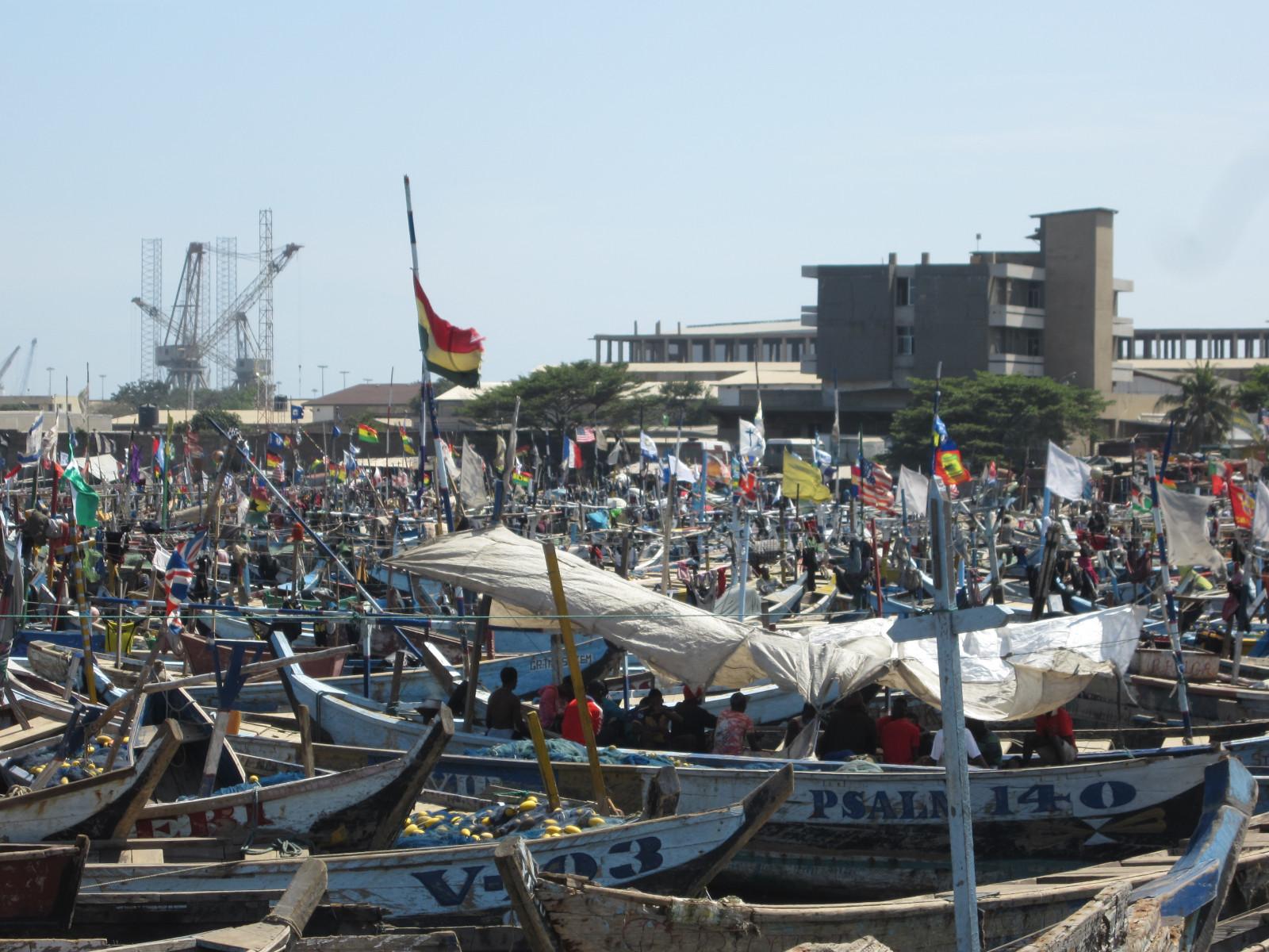 Tema Hafen