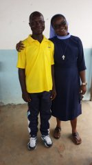 Bro Oppong und Sister Tonia